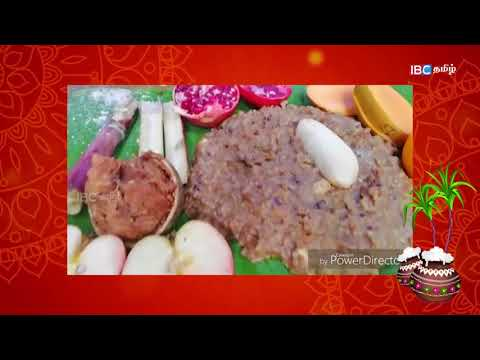 Jaffna People Pongal Celebration - IBC Tamil