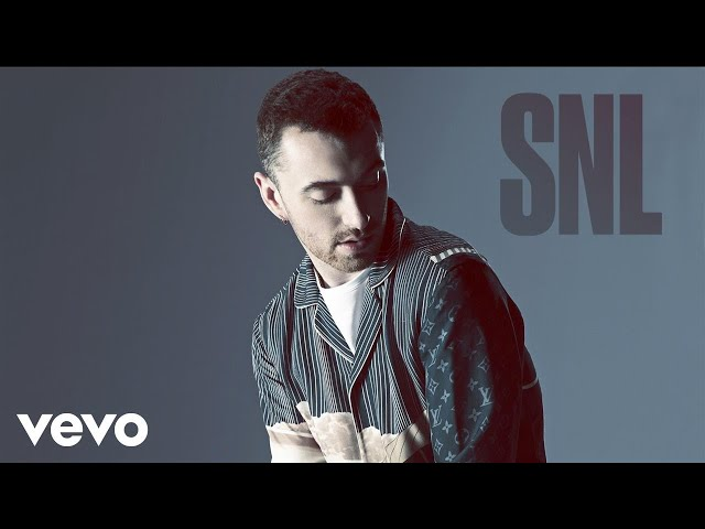 Sam Smith - Pray (Live on SNL)