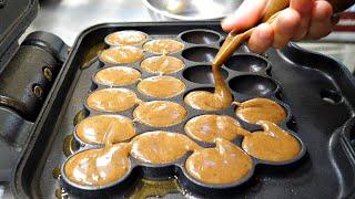 즉석에서 만들어주는 강릉 커피콩빵  / 중앙시장 / D…