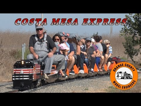Take a Ride on the Costa Mesa Express