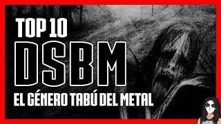 TOP 10 BANDAS de DEPRESSIVE BLACK METAL