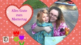 Hannah pflückt Blumen zum Muttertag + Hochbett Update ♥ Hannah Spezial
