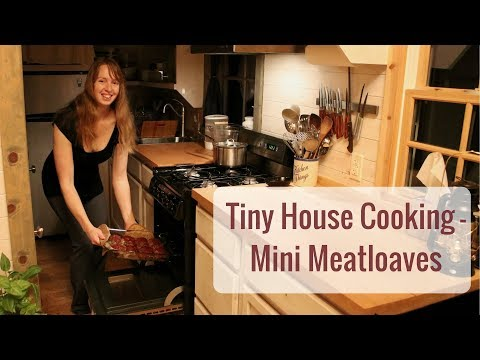 Tiny House Cooking - Mini Meatloaves