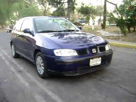 se vende seat ibiza 2002 br youtube. Black Bedroom Furniture Sets. Home Design Ideas