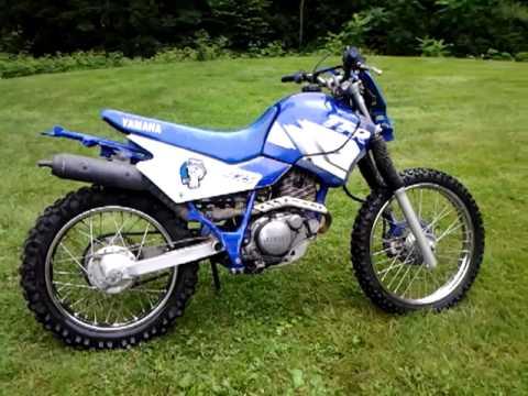 2000 yamaha ttr225 ttr 225 youtube 2004 Yamaha TTR 225 Parts 2002 TTR 125