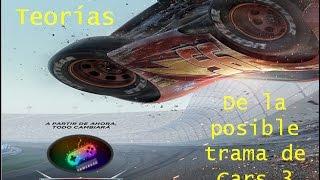 """5 teorías sobre """"Cars 3"""""""