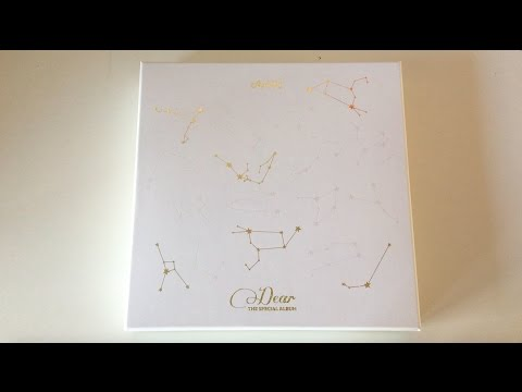Unboxing Apink 에이핑크 Special Album Dear