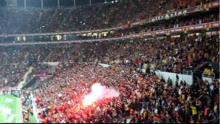 Galatasaray-fb (World Decibel Record 131.76 dB) [HD]