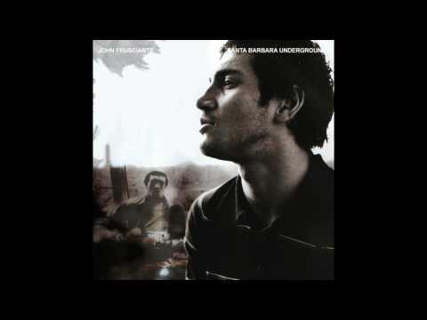 John Frusciante – Santa Barbara Underground – Santa Barbara, CA [2001]