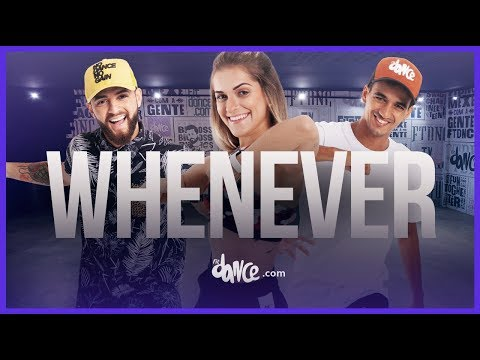 Whenever - Kris Kross Amsterdam X The Boy Next Door Feat. Conor Maynard | FitDance Life
