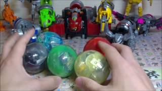 ガシャポン 宇宙戦隊キュウレンジャー キューボイジャー01全5種を開封、作成・合体確認☆ 宇宙戦隊キュウレンジャー 玩具 キューボイジャーシリーズ thumbnail
