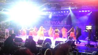 Diwali at Fed Square Dance to Sadda Dil Vi Tu - ABCD Anybody Can Dance (Second Performance)