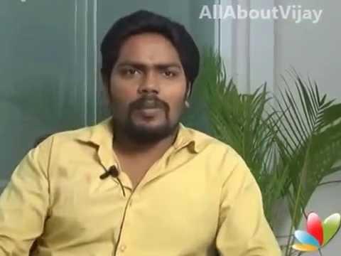 Pa  Ranjith about Ilayathalapathy Vijay influence in his Attakathi Mp3