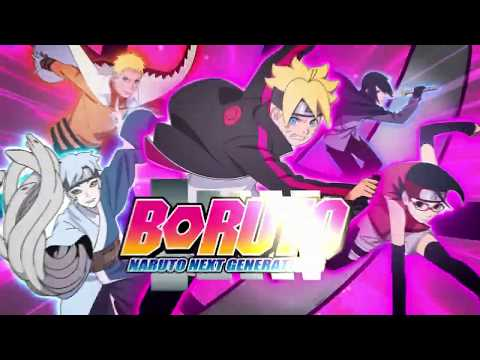 Naruto Boruto Card Game Trailer