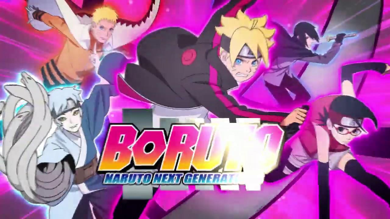 Naruto Boruto Card Game Trailer