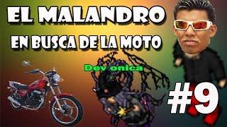 El Malandro Ape | Isla lvl 999 | En busca de la moto #9