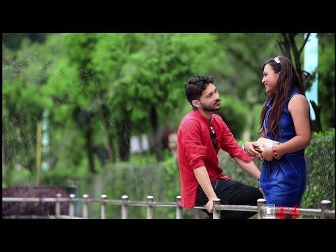 Love at First Sight  Nepali Short Movie -Anu Shahi , Krishna Bhattarai