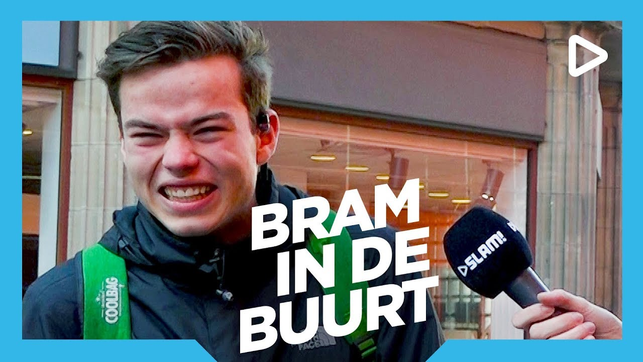 """Ik ga stuk!"" - Bram In De Buurt   SLAM!"