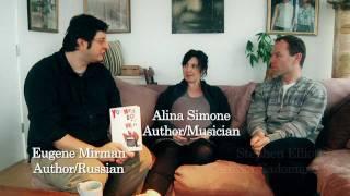 Alina Simone, Eugene Mirman & Stephen Elliott Perfect the Art of Marketing