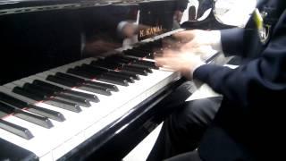 휘문중3의 흔한 피아노 실력