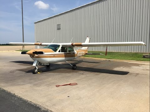1976 Cessna 177 RG II Cardinal Annual Progress