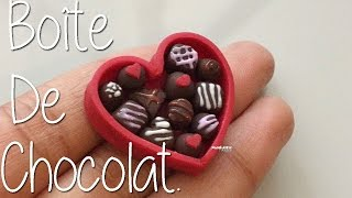[St Valentin] La Boîte De Chocolat / Chocolate Box