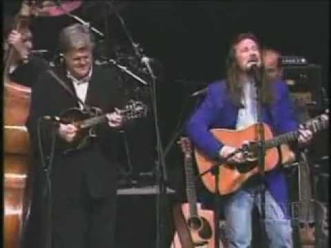 Ricky Skaggs with Travis Tritt ~ Man of Constant Sorrow