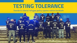 Testing Tolerance: Swedes are saying enough
