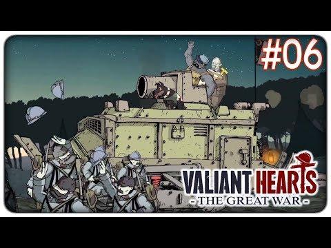 L' INARRESTABILE CARRARMAT0 DI FREDDIE | Valiant Hearts - ep. 06 [ITA]