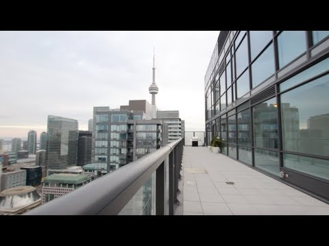 290 Adelaide Sub-Penthouse in Toronto | Real Estate Video Tour
