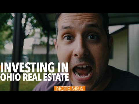 Investing In Ohio Real Estate with Franco Barile - Note Investing Podcast