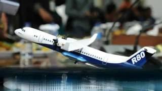 Kelebihan Pesawat R80 Hasil Produksi Dalam Negeri Dibanding Airbus dan Boeing