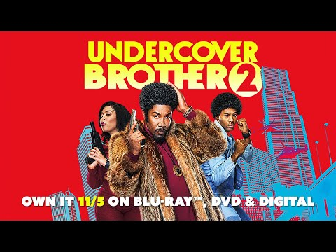Undercover Brother 2 | Trailer | Own It 11/5 On Blu-ray, DVD, & Digital