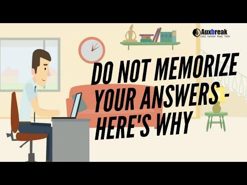 call-center-interview-tips:-do-not-memorize,-do-this-instead