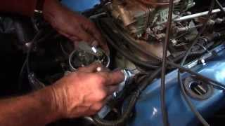 Pertronix Flame-Thrower Distributor, Coil, and Wires Installation on a 1968 Galaxie 500