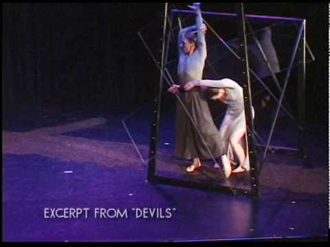 "Pennsylvania Dance Theatre - ""Devils"" (excerpts)"