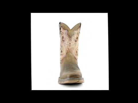 Women's Durango RD3315 Steel Toe Western Work Boot @ Steel-Toe-Shoes.com