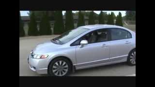 2011 Honda Civic Sedan In-Depth Tour and Test Drive
