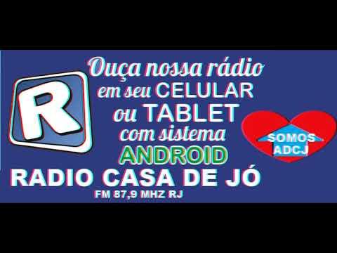 VEM PRA GOSPEL DO BRASIL RADIO CASA DE JÓ FM 87,9 MHZ