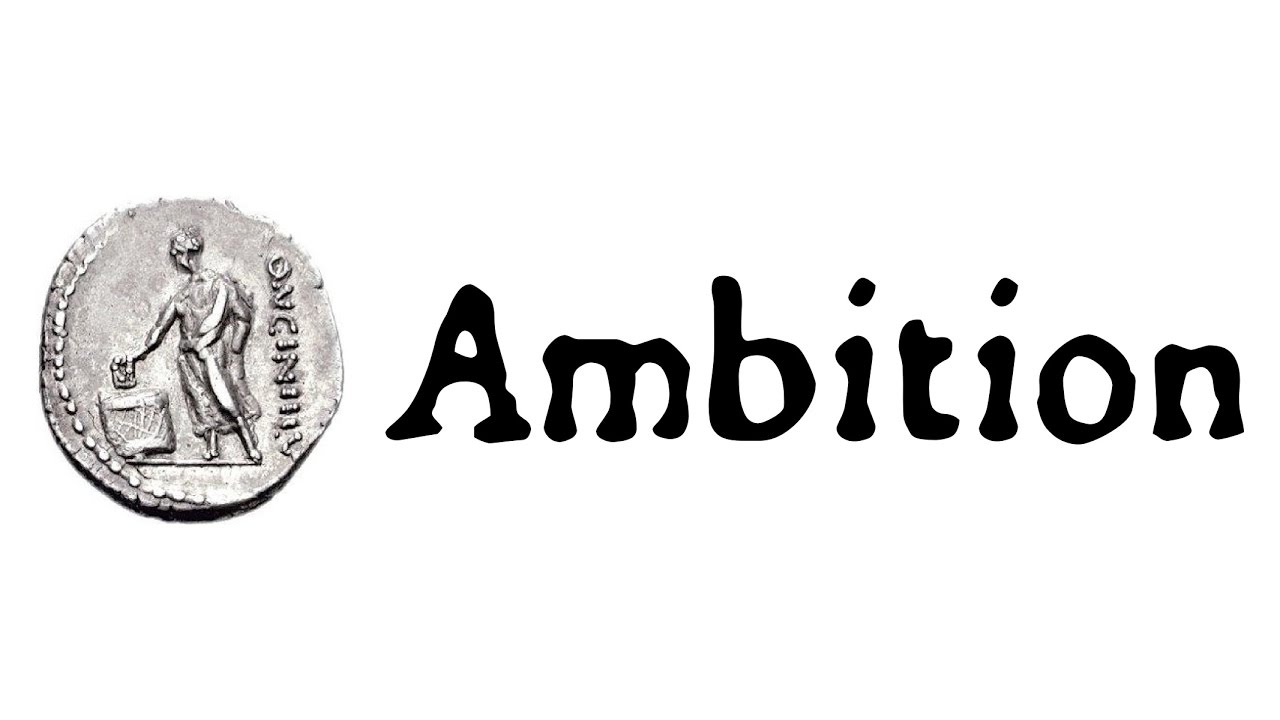 ambition and death the story The latest news, videos, and discussion topics on ambition video podcasts start a business subscribe books  your best advisor in life is death dr dragos asks: if you die tomorrow, would you .