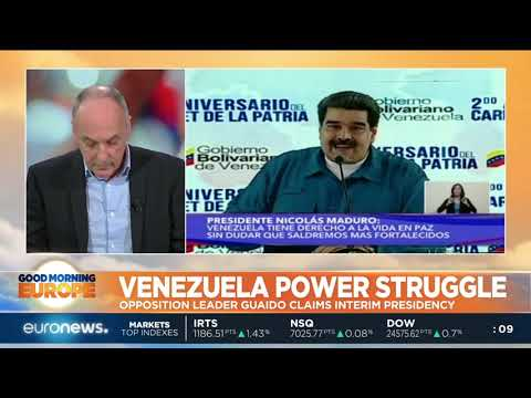 Venezuela is today in the grip of an unprecedented power struggle | #GME