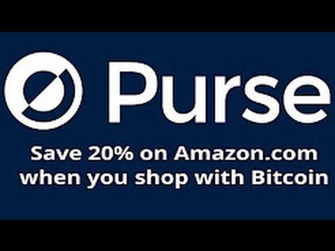 Earn Bitcoins with Purse.io