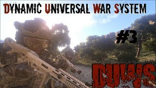 Intercept and Destroy - Dynamic Universal War System Episode 3 (Arma 3)