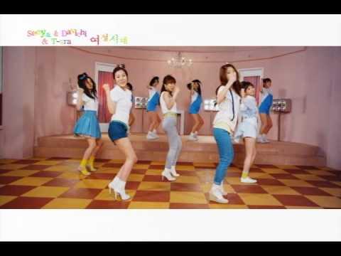 SeeYa, Davichi, & T-ara - 여성시대 - Women