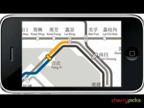[Mobile App] MTR Mobile on iPhone, iPad and Android