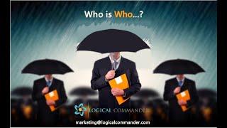 RISK HR and EmoRisk Solutions  Logical Commander Software