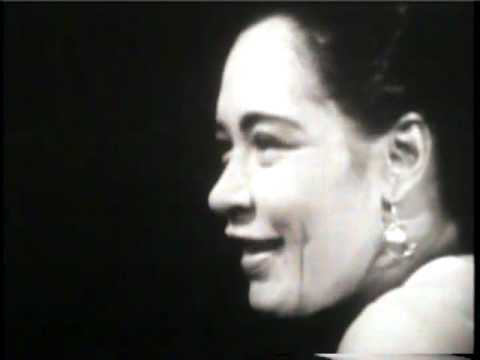 Billie HOLIDAY & Her All-Star Band  Fine And Mellow  (1957) !!!