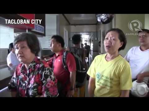 Tacloban hospital faces medicine shortage
