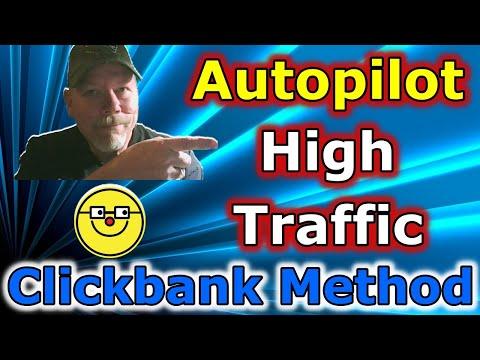 Make $46   Full Autopilot!   100% Free High Traffic   Clickbank Affiliate Marketing 2021