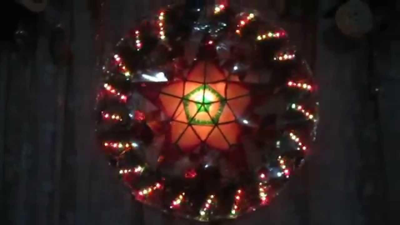 Philippine Christmas Lantern (Parol) - YouTube
